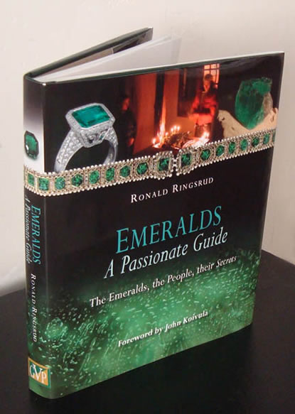Emeralds book cover image